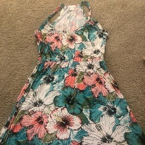 HM cotton dress / never wore out Size:XS